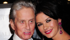 Michael Douglas 'is a dry drunk, prone to rages, he's gotten to be a mean old man'