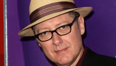 James Spader cast as 'Ultron' in 'Avengers' sequel, Loki tweets his approval