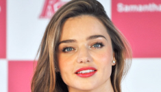 Is Miranda Kerr worried that Orlando Bloom is too flirty with his Broadway costar?