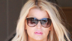 Jessica Simpson forgot about that whole '$4 million Weight Watchers contract' thing