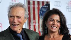 Clint Eastwood & Dina Ruiz separate, she's already got a new piece
