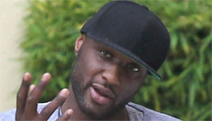 Lamar Odom arrested for DUI: failed sobriety tests, refused chemical tests