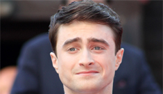 Daniel Radcliffe got stampeded by fans in Venice: 'Actually, I think it's funny'