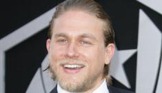Charlie Hunnam, Dakota Johnson cast as Christian & Anastasia in '50 Shades'