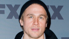 Charlie Hunnam's '50 Shades' casting freaks out fan-girls, producers do damage control