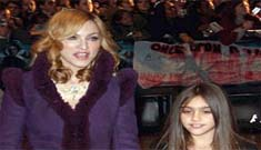 Madonna won't let Lourdes date till shes 18
