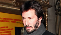Keanu Reeves to play lead in live action anime film