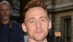 Tom Hiddleston, Simon Pegg, David Gandy at GQ event: who would you rather?