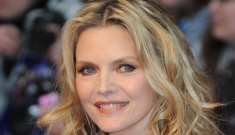 Michelle Pfeiffer at the age of 55: 'You can begin to look   great for your age'