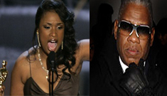 Andre Leon Talley Hates on Jennifer Hudson