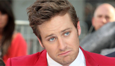 Armie Hammer's caviar & egg diet is driving his wife crazy with stink
