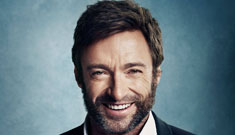 Furry Hugh Jackman covers Town & Country: would you  hit it, always & forever?