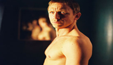 Triple Your Bondage with Daniel Craig