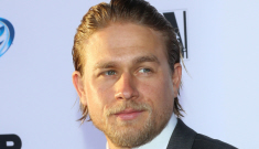 Charlie Hunnam feels 'really intrigued & excited' about playing Christian Grey