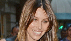 Jessica Biel does two Dior looks during NYFW: greatly improved or still rough?