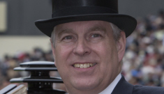 Prince Andrew held at gunpoint by police officers at Buckingham Palace
