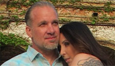 Jesse James' fourth wife gushes about him: 'I wanted to marry him the first day'