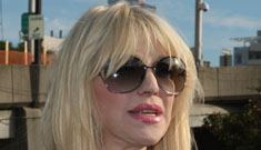 Courtney Love defends her BFF Gwyneth Paltrow against mean old Vanity Fair