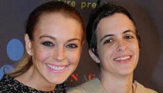 Round 347 of the Lindsay Lohan/Samantha Ronson marriage rumors