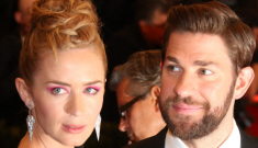 Emily Blunt & John Krasinski are expecting their first child 'in just a few months'