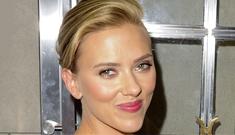Scarlett Johansson in little black YSL at TIFF for 'Don Jon': perfect or tired?