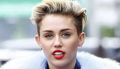 Lady Gaga says we all need to 'lighten up' & leave Miley Cyrus' art alone