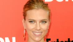 Scarlett Johansson: 'I'm not the jealous type who does background checks'