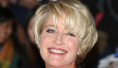 Emma Thompson shades actors who think they are 'above' promoting their work