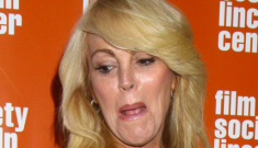 Dina Lohan was arrested for (what else?) drunk driving in Long Island