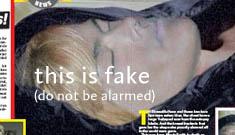 """Fake Dead Anna"" Links"