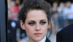 Kristen Stewart tried to get back with Rupert Sanders, but he rejected her?