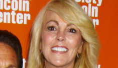 Dina Lohan pleads not guilty to her DWI charge, leaves   court in a Rolls Royce
