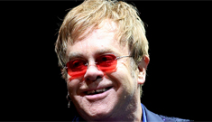 Elton John won't cancel Russian concert: 'That's not helping anyone who's gay'