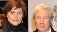 Page Six: Richard Gere & Carey Lowell have separated, will divorce soon