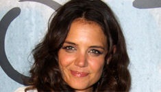 Katie Holmes scores role in a Meryl Streep & Jeff Bridges movie: whoa?
