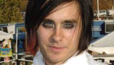 Jared Leto sustains broken nose, overinflated ego still intact