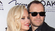 "Jenny McCarthy on Donnie Wahlberg: ""I feel like I deserve great and he's great"""