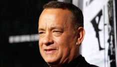 Tom Hanks hates mustaches, cries every time he watches 'Forrest Gump'