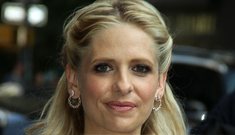 Sarah Michelle Gellar is pro-vaccine, laments the 'epidemic' of whooping cough