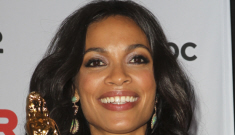 Rosario Dawson on losing her virginity: 'I didn't even have sex until I was 20′