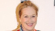 Meryl Streep says losing sucks