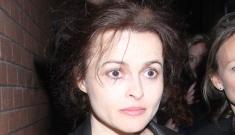 Helena Bonham Carter: Tim Burton infidelity-rumors are 'absolute nonsense'