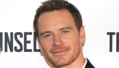 Michael Fassbender, 'Sex scenes are always awkward, it's just about doing your job'
