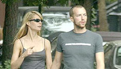 Don't mention Gwyneth Paltrow or her husband will freak