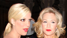 Tori Spelling & Jennie Garth have a new crime comedy show: will you watch?