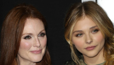 Julianne Moore & Chloe Grace Moretz at the 'Carrie' premiere: who looked better?