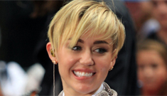 Miley Cyrus on being 'the most famous woman in the world': 'It feels pretty sick'