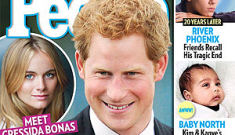 People Mag: Prince Harry & Cressida Bonas have become 'very serious'