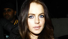 Lindsay Lohan wishes Ryan Phillippe would give her the time of day