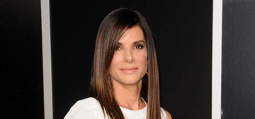 Star: Sandra Bullock 'wants to adopt again', this time she wants a little girl